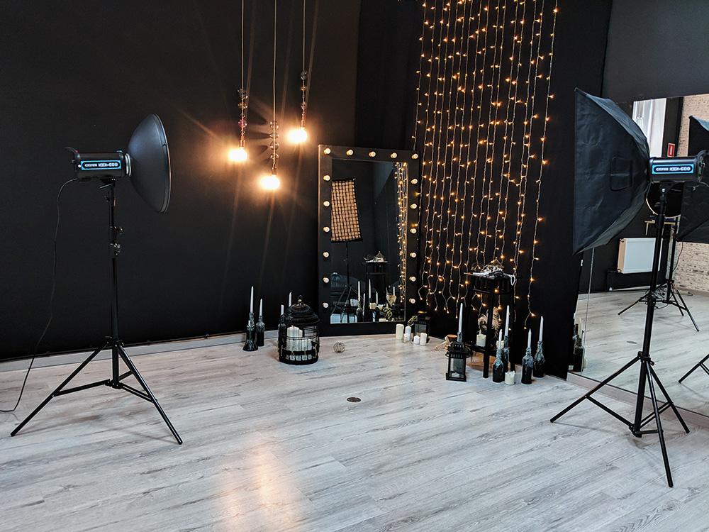 Снять студию для фотосессии в юзао